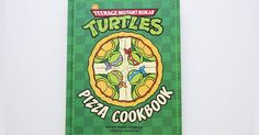This is the gnarliest recipe in the new Ninja Turtles cookbook