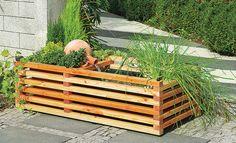 Einfach, schön und schnell nachzubauen ist dieser Terrassenbrunnen mit Wasserspiel: Ideal für alle, die keinen Platz für einen Gartenteich haben