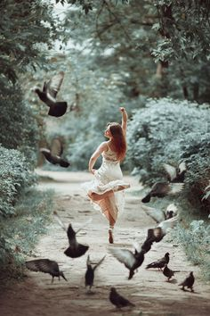The dance by Maryna Khomenko on 500px