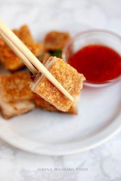 crispy pork belly|chinasichuanfood.com