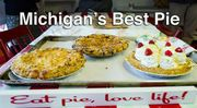 After 11 days of traveling the state of Michigan in search of Michigan's Best Pie, here is our Top list!