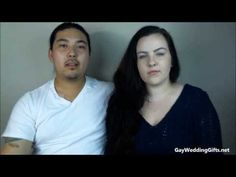 Straight couple's video opinion of gay marriage.