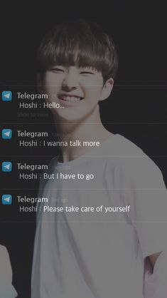 🌼 Hoshi as your boyfriend 🌼 Woozi, Jeonghan, Seventeen Memes, Seventeen Wonwoo, Message Wallpaper, Hip Hop, Message Call, Seventeen Wallpapers, Adore U
