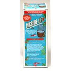 Ecological Laboratories Microbe-Lift PL (16 oz.) by Ecological Laboratories. $16.57. This bacteria is great for all size ponds and is perfect for starting beneficial bacteria to your filter. It also aides in pond clarity.It is a mixture of beneficial bacteria, including nitrifiers and photosynthetic bacteria, that reduces ammonia levels, eliminates noxious odors and reduces the buildup of wastes.Simply pour into pond. First application will require a larger amount ...