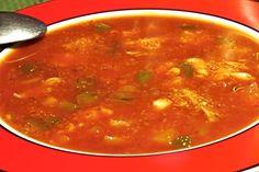 Ucha Salsa, Curry, Ethnic Recipes, Food, Salsa Music, Curries, Restaurant Salsa, Hoods, Meals