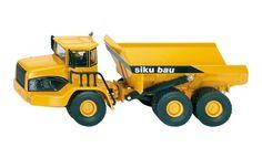 Siku 3526 - Dumper-Truck (farblich sortiert) Siku http://www.amazon.de/dp/B00029D0LA/ref=cm_sw_r_pi_dp_agivvb0AGA8YD