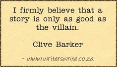 Quotable - Clive Barker