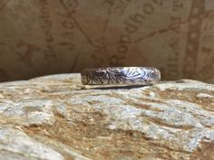 Sterling Silver Stacking Ring by Jewelriart on Etsy https://www.etsy.com/listing/250454976/sterling-silver-stacking-ring