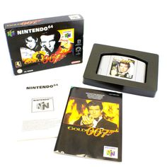 Golden Eye 007 for the Nintendo 64 by Nintendo, PAL, 1997, Boxed, Shooter