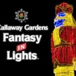 Light Up Your Holidays At Callaway Gardens' Fantasy In Lights!
