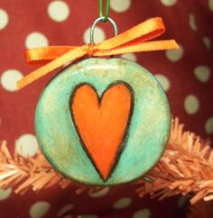 LULETTES ORNAMENT heart 3