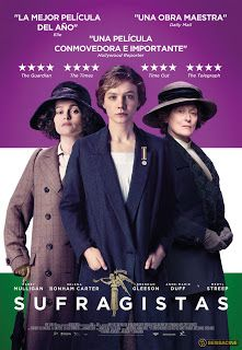 DVD 23953 Title:Suffragette / directed by Sarah Gavron / starring Carey Mulligan, Anne-Marie Duff, Helena Bonham Carter Meryl Streep, Hd Movies, Movies And Tv Shows, Cinema Posters, Movie Posters, Peliculas Online Hd, Little Dorrit, National Gallery, Tom Burke