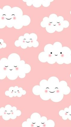 new ideas wallpaper iphone pastel kawaii Cute Wallpaper Backgrounds, Pretty Wallpapers, Wallpaper Iphone Cute, Tumblr Wallpaper, Wallpaper Pictures, Cloud Wallpaper, Kawaii Wallpaper, Pastel Wallpaper, Disney Wallpaper
