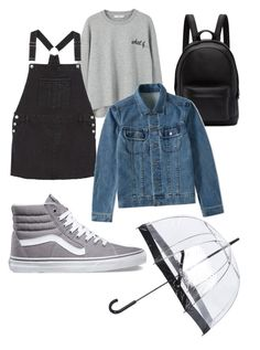"""Back 2 skool"" by karinstyleonly on Polyvore featuring MANGO, Vans, PB 0110, A.P.C. and Fulton"