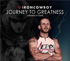 50 Ironman Triathlons, 50 Days, 50 States. Join me | Indiegogo