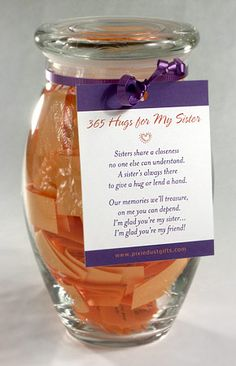 What a great gift to make to lift someone's spirits and let them know you're thinking of them!