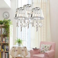 Modern ButterflyFire Balloon Pendant Lamp Creative Cute Living