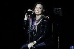 3. Demi Lovato (singer, actress)