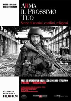 Paolo Siccardi e Roberto Travan  sono due (VERI!) fotoreporter pazzeschi.  Questa la loro mostra. Assolutamente da non perdere
