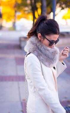 White & Fur