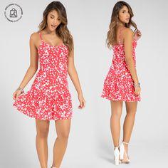 Nuevas prendas con estampados florales para lucir romántica. Haz clic en la imagen y compra online>> Shopping, Floral Patterns, Long Skirts, Elegant