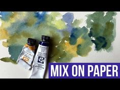 Improve Your Watercolor Paintings With This Simple Tip - YouTube