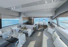 Ferretti Yachts 650 New #yacht #luxury #madeinitaly #ferretti