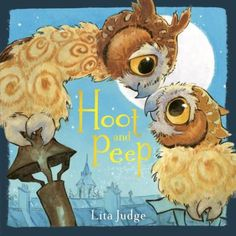 Hoot the owl is excited to teach his younger sister all of his wisdom--but much to his annoyance, Peep is more interested in capturing the magic of the world around her than in listening to his advice. (May 2016)