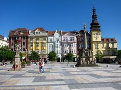 OSTRAVA, North Moravia, Czech Republic Medical tourism in Europe: Health and travel http://www.jmb-active.com/?page=medical_tourism #travel #health
