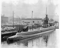 USS Cobia (SS-245), launched in 1943 by the Electric Boat Company of Groton,Connecticut.