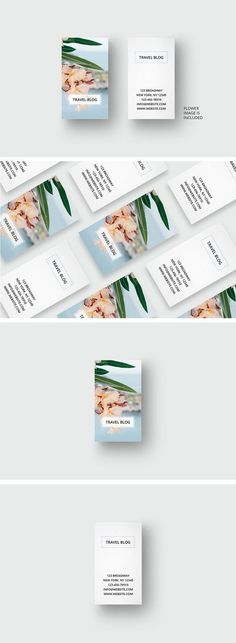 Traveling business card template by AgataCreate on @creativemarket Professional business card template, perfect for modern and cool corporate appearance for business companies or personal persons. This layout is simple, handmade, unique and for multipurpose opportunities; have a good inspiration, grab some ideas and DIY.