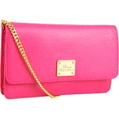 Lauren By Ralph Lauren Handbag, Newbury Mini Crossbody Bag $148