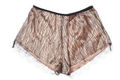 e95347bd4 Black Label Double Trouble Silk   Signature Harlette Lace Short as seen in Secret  Diary on Billie Piper