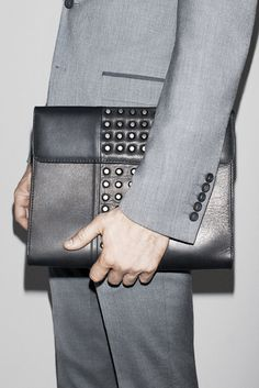 studded portfolio August - Man - Lookbook - ZARA United States