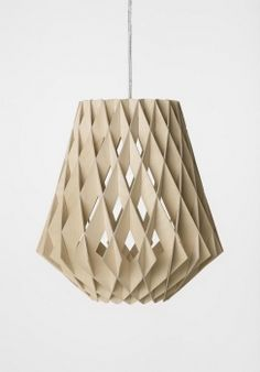 Lampe Holz