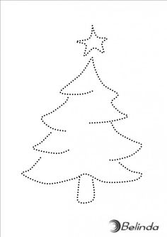 Christmas Ornament Coloring Page, Wood Burning Tips, Preschool Classroom Decor, Stitching On Paper, Tin Can Crafts, Xmas Tree Decorations, Tin Art, Paper Embroidery, Christmas Embroidery