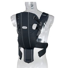 Carry your baby in style with the classic BabyBjorn Baby Carrier Original which lets you keep your baby close and secure while you go about your daily activities.