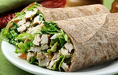 Wheat Belly Bacon and Balsamic Chicken Wraps : Dr. William Davis, author of Wheat Belly (or Less!) Cookbook shares his easy meals to lose your wheat belly, including. Healthy Cooking, Healthy Eating, Cooking Recipes, Healthy Recipes, Healthy Lunches, Healthy Foods, Diabetic Recipes, Clean Eating, Wheat Belly Recipes