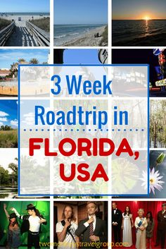 3 Week RoadTrip in Florida, USA - This is Part 3 of 3 – Jump to Part 1 (Miami, Delray Beach, Naples and Everglades) or Jump to Part 2 (Fort Myers, Sanibel, St Pete and Clearwater), Part 3 – Orlando, Fort Lauderdale and Christmas Eve in Miami