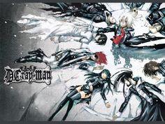 Fonds d'écran Manga > Fonds d'écran D. Gray-Man D. Gray-Man par lazydxavius - Hebus.com