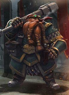 23 Best Cleric - Dwarf images in 2018 | Fantasy dwarf, Dwarf