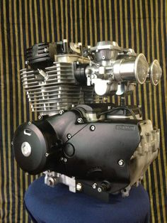 XS 400 Engine