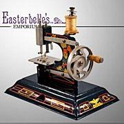 Antique Child's sewing machine**