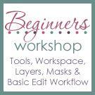 photoshop elements workshops!!