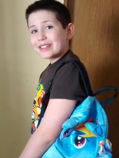 USA Today: School will allow boy to bring My Little Pony backpack