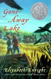 Gone-away Lake - excellent book - reminds me of more innocent days - but no room on this year's selection list.