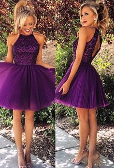 Dress and purple two of my favourite things x x