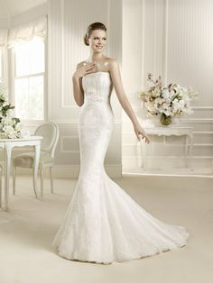 LA SPOSA MUNICH from BridalGown.NET $1,672