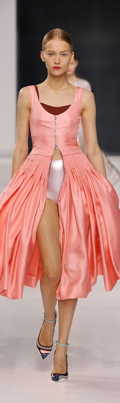Christian Dior cruise 2014.