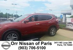 https://flic.kr/p/G8Xje6 | #HappyBirthday to Marilyn from Mary Vincil at Orr Nissan of Paris! | deliverymaxx.com/DealerReviews.aspx?DealerCode=J476